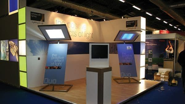 ABC T3 exhibition stand